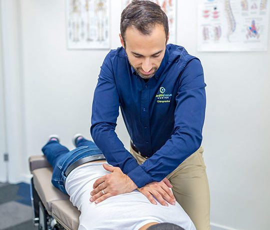 What is a Chiropractic Adjustment? - Health Focus Center